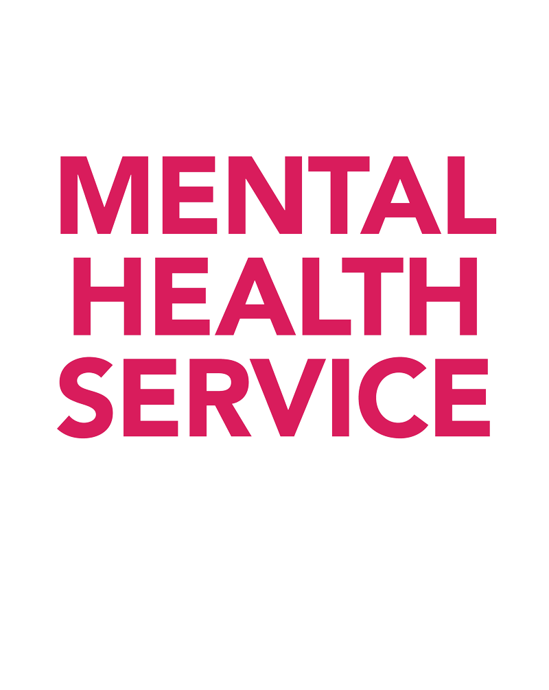 The Mental Health Service Awards logo