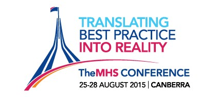TheMHS Conference 2015 logo