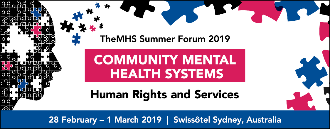 TheMHS Summer Forum 2019 - Concluding Statement - TheMHS