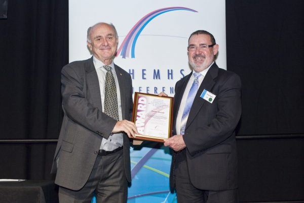 The MHS Conference 2012.  Mental Health Achievement Awards Ceremony, 22 Aug 2012.