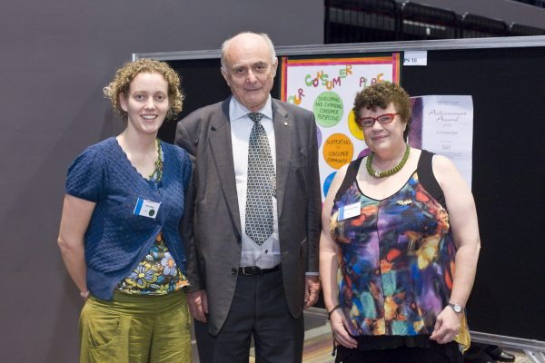 The MHS Conference 2012.  Mental Health Achievement Awards, 22 Aug 2012.